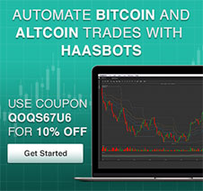 Haasbot crypto trading software