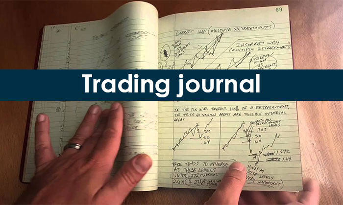 Trading journal, download hem hier gratis
